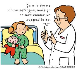 Mon enfant va être opéré sous anesthésie générale   Sparadrap