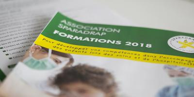 Catalogue des formations SPARADRAP